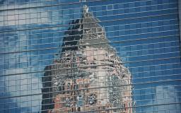 Messeturm@Spiegel