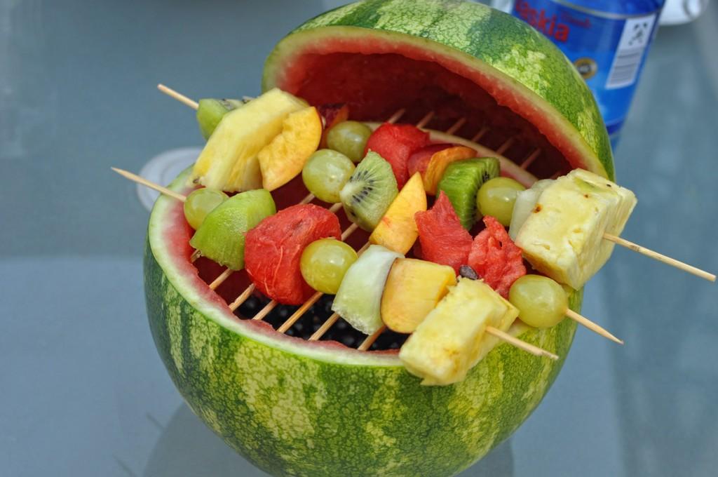 Melonengrll