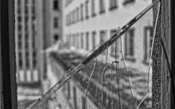Prora kaputtes Fenster