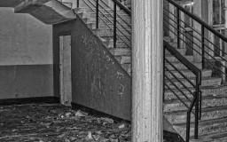 Prora Treppenhaus