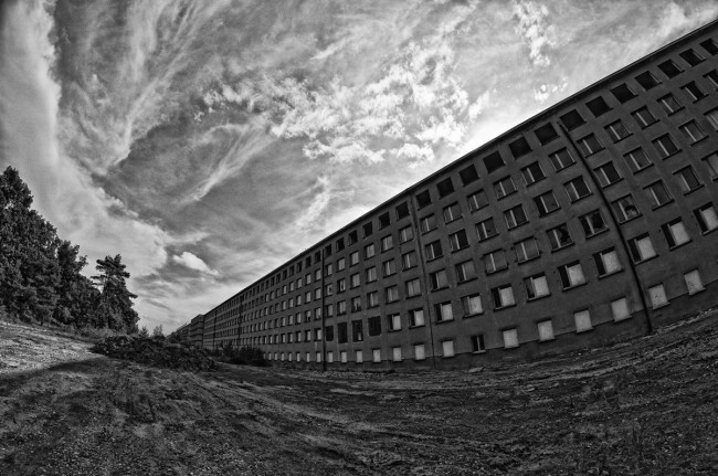 Prora - 20.000 Urlauber in 8 Gebäuden