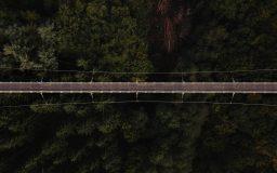 Geierlaybrücke von Oben